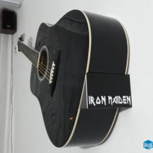 Suport pentru chitară Iron Maiden