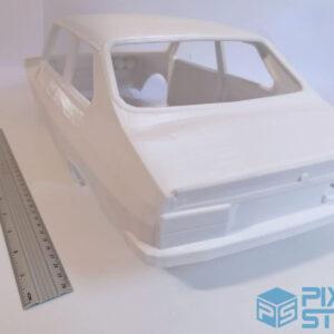 Machetă Dacia 1300 Sport
